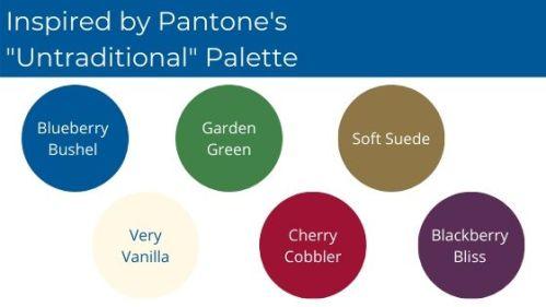 SU Untraditional Palette